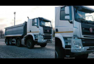 TATRA TRUCKS - comparison of commercial chassis 8x8
